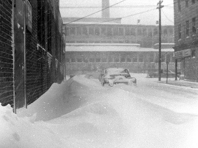 Blizzard 1956: My Street