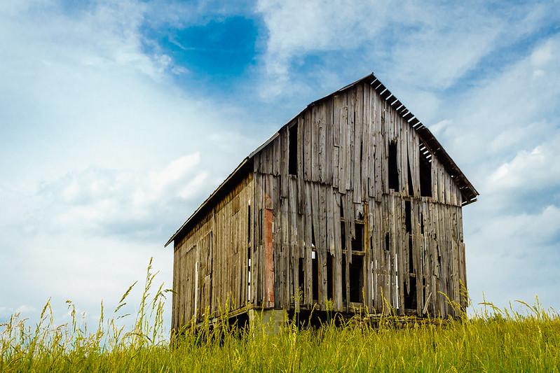 Long Point barn