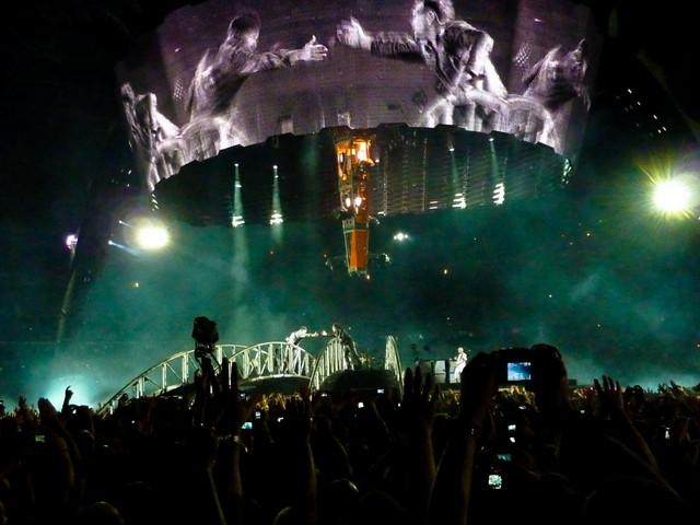 U2 - 360° Tour - Stade de France, Paris (2010)