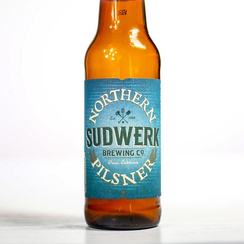 Pilsner Showdown Beers - Sudwerk Brewing Co. - Northern Pilsner   by fourbrewers