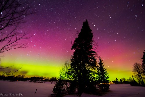 Aurora Silhouette   by Tim_NEK