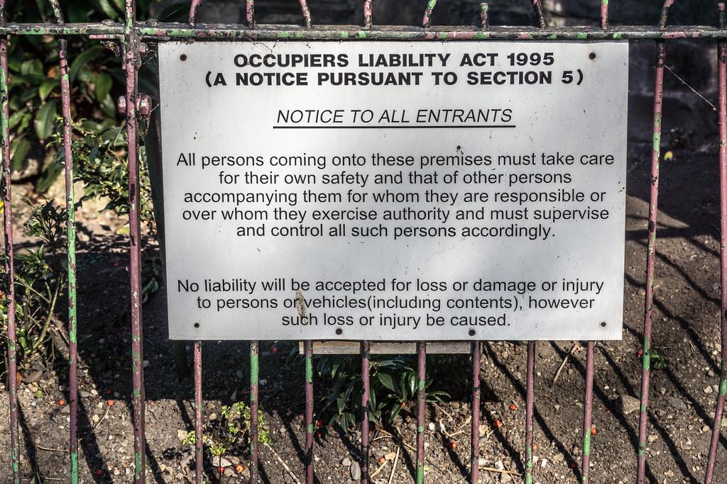 Occupiers Liability