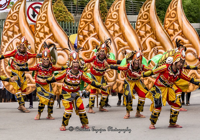 Promoting the rich culture of the Lumad and Muslim tribes in Davao City.