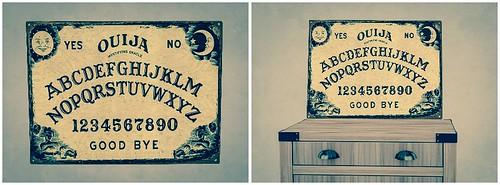 {Q-Essentials} Ouija Board