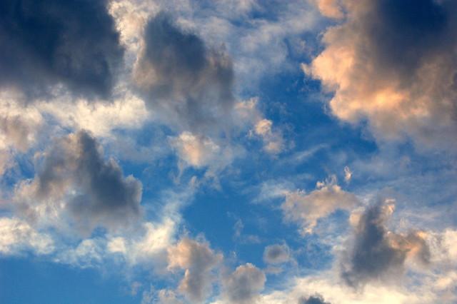 Il cielo sopra casa