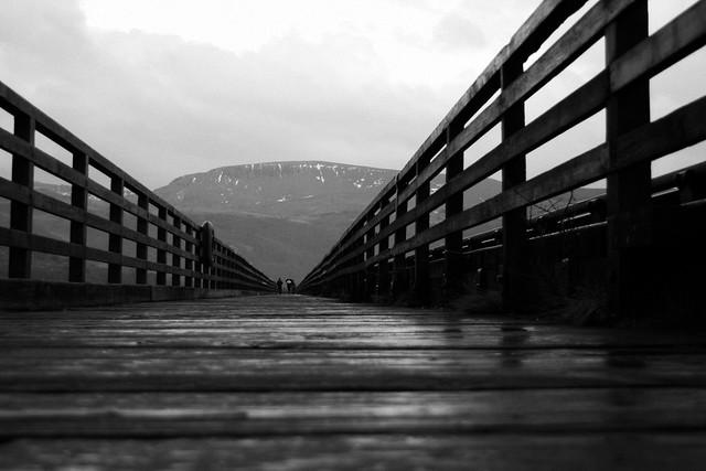 Croesi Pont y Bermo  / Treuziñ Pont y Bermo