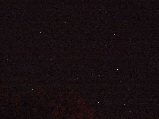 O4049943 scorpio claws antares saturn star field 4s iso800 70mm f4 lighter