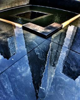 Reflection in memory  #Newyork #nyc #newyorkcity #manhattan #twintowers #memorial #911 #Photo #Photography #worldtradecenter #Travel #travelgram #trip #iloveny #ilovenyc #newyorkphoto #instacool #instanewyork #mynyc #bigapple #thebigapple #Architecture #a | by Mario De Carli