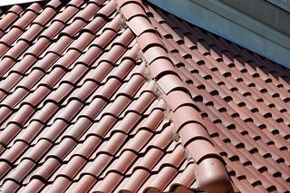Kerámia tetőcserepek