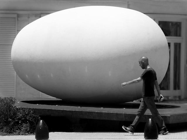 Monument egg