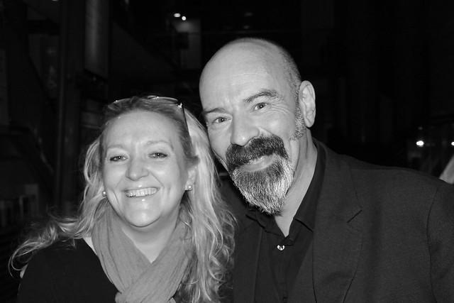 Ann-Marie Humphreys and Mark Smith