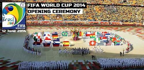 FIFAWorldcupopeningceremony2014details