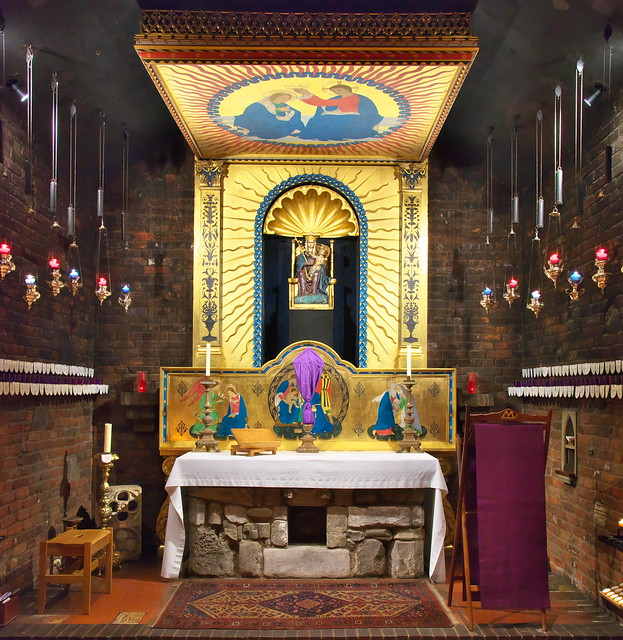 Holy House, Shrine of Our Lady of Walsingham