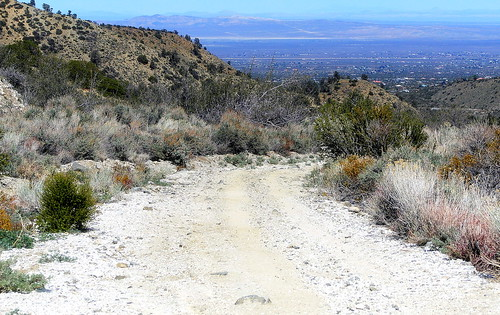 overlooking phelan and high desert | by NancyFry