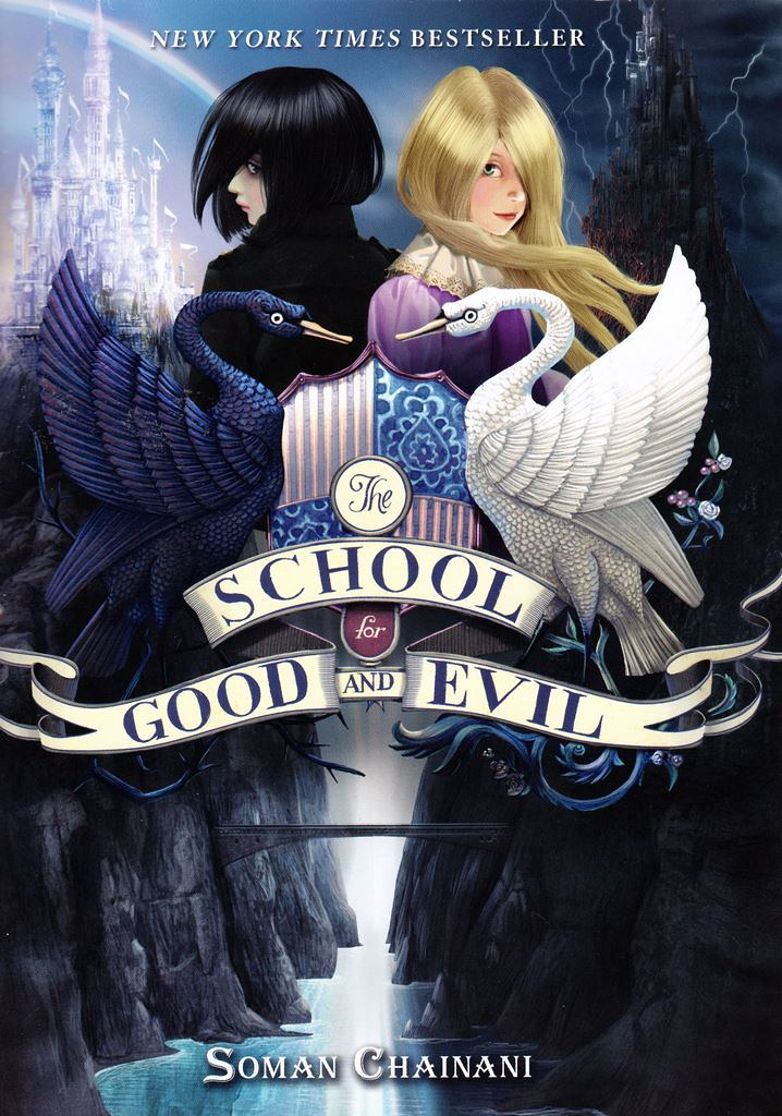 Image result for school of good and evil
