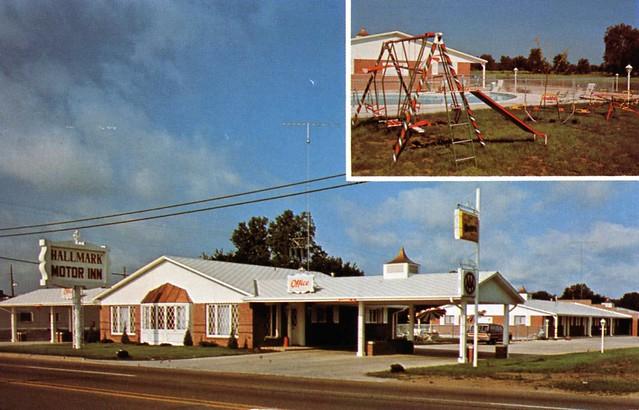 Hallmark Motor Inn Arkansas City KS