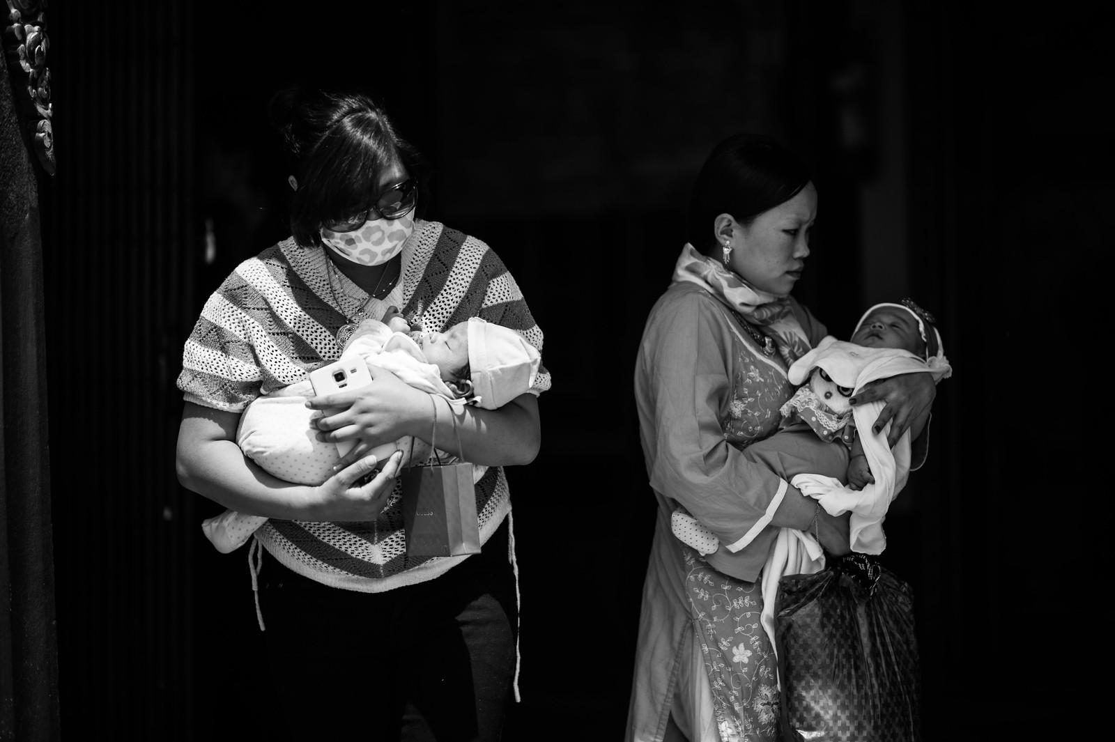 Mothers, Kathmandu.