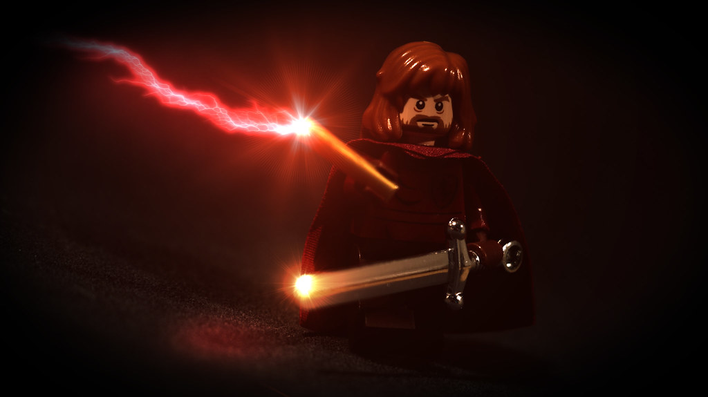 Lego Godric Gryffindor Custom Minifigure Of Hogwarts Found Flickr