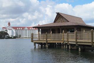 Bora Bora Bungalows at Disney's Polynesian Village Resort | by The Tiki Chick