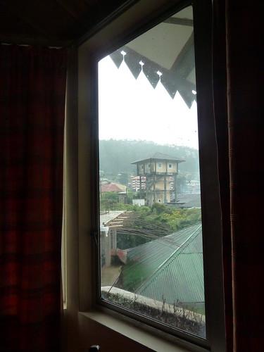 trees window forest hotel roofs srilanka nuwaraeliya