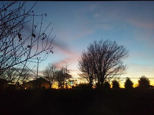 nature spring sunsets springfieldmissouri