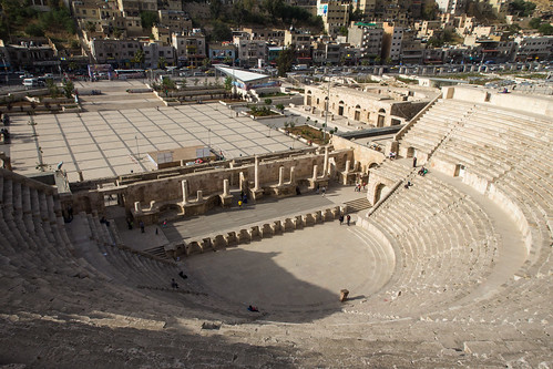 Roman Theater, Amman | by cat_collector