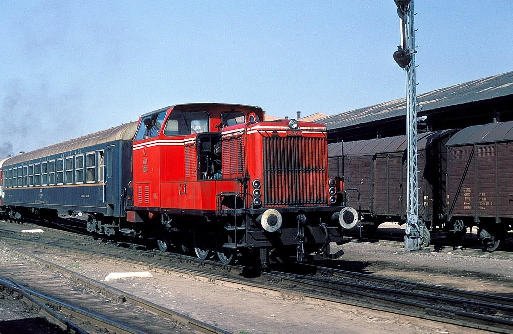 De33 121 Izmir 20 09 78 Foto K W Koch Bahnbilder Von W H Brutzer Flickr