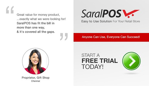 Saral POS - Easy to Use Retail Solution | by SaralPOS
