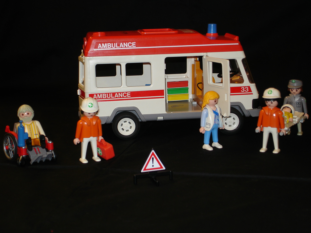 Systemspielzeuge / Playmobil