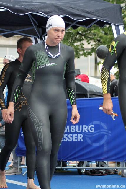 ITU World Triathlon Hamburg 2016 - Olympische Distanz