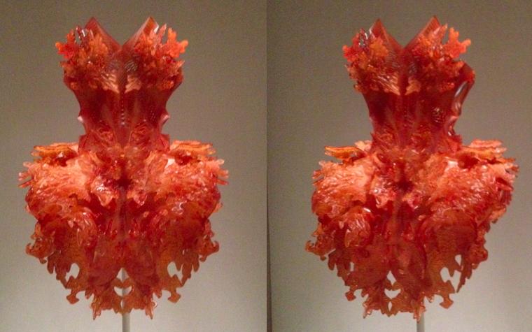 Dress (3D parallel view)