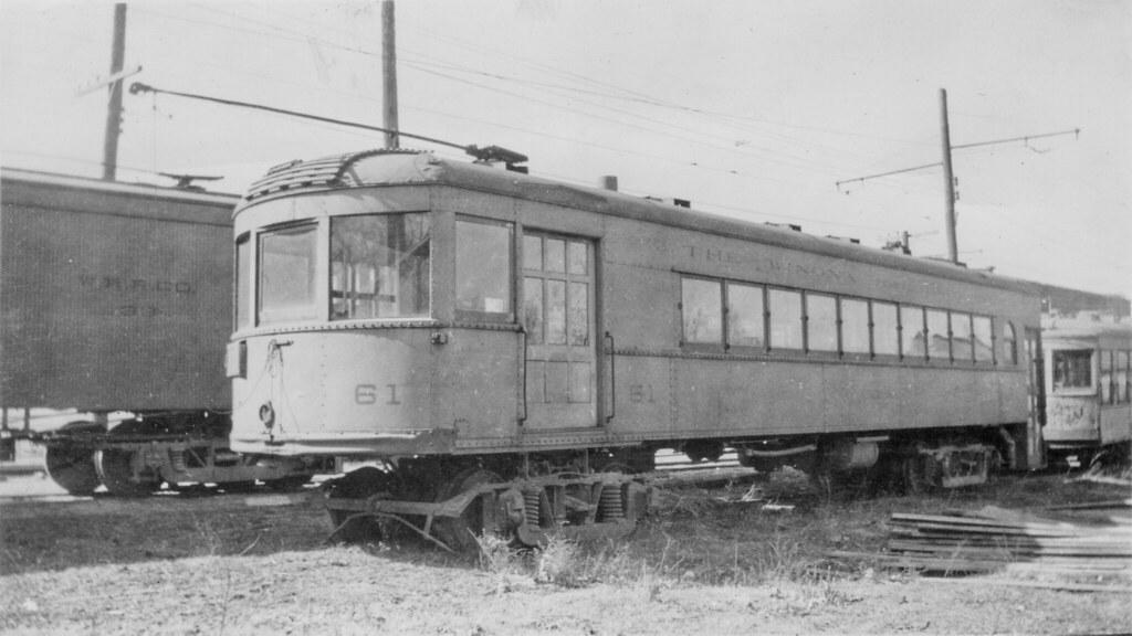 Car Company Warsaw: Winona Railroad Company 61 - Warsaw, IN