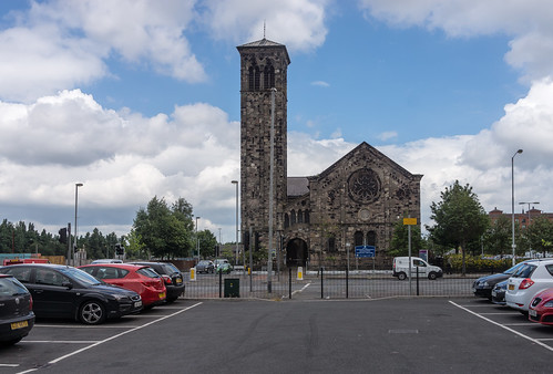 Sinclair Seamen's Church Is Located In The Dockland Area Of Belfast Known As Sailortown REF-102884 | by infomatique