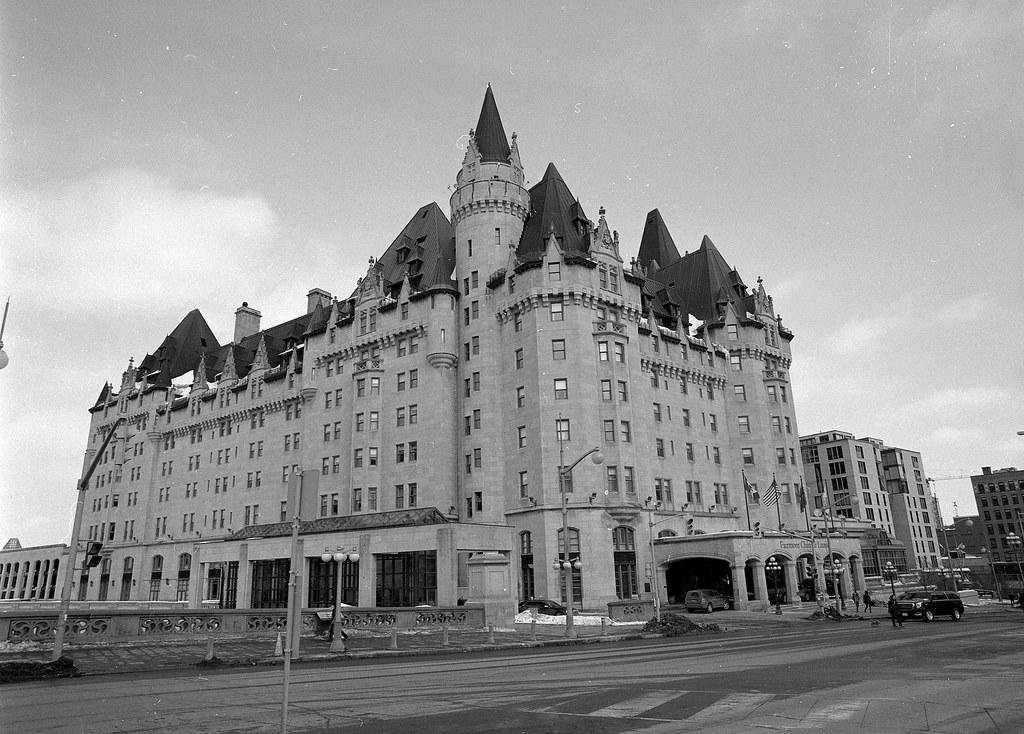 Ottawa Wanderings - March 2015