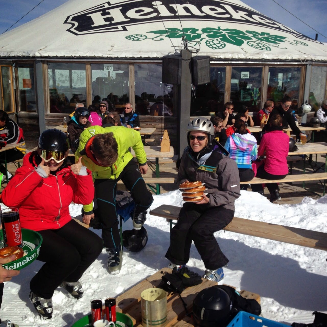 Skiweekend 2015