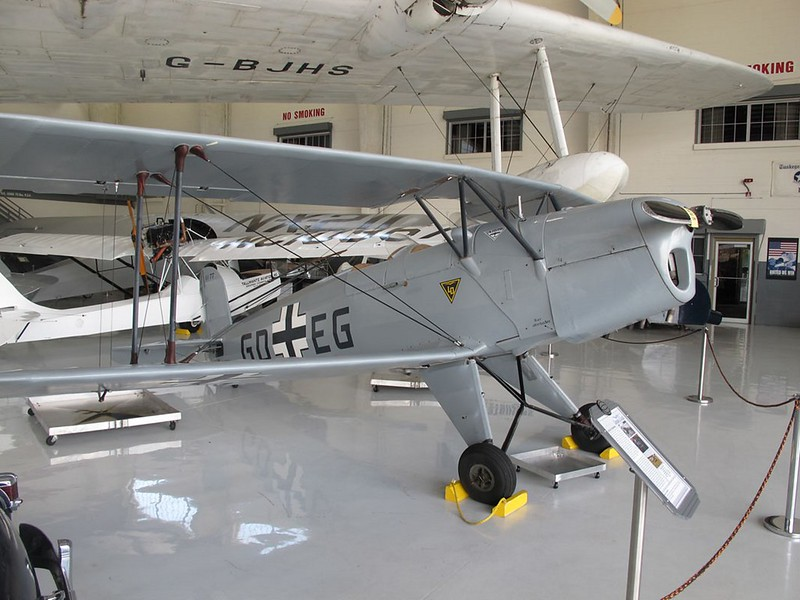 Bucker Bu-131 Jungmann 1