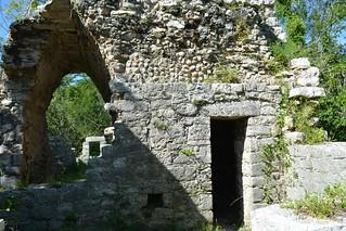 Z.A. Dzibilchaltun, Templo parado