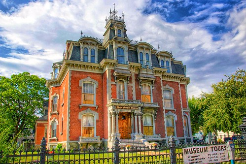 Binghamton New York  ~ Phelps Mansion Museum ~ Historical Mansion | by Onasill ~ Bill Badzo - New Format