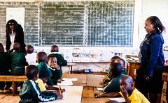 Zimbabwe classroom
