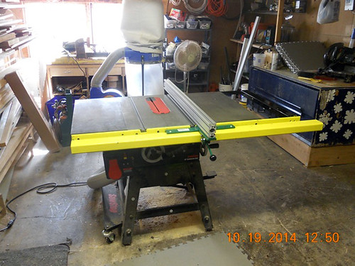 Hank Kennedy table saw project - diy guide rails 23 | by VerySuperCool TOOLS