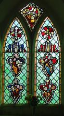 four evangelists (14th Century, restored)