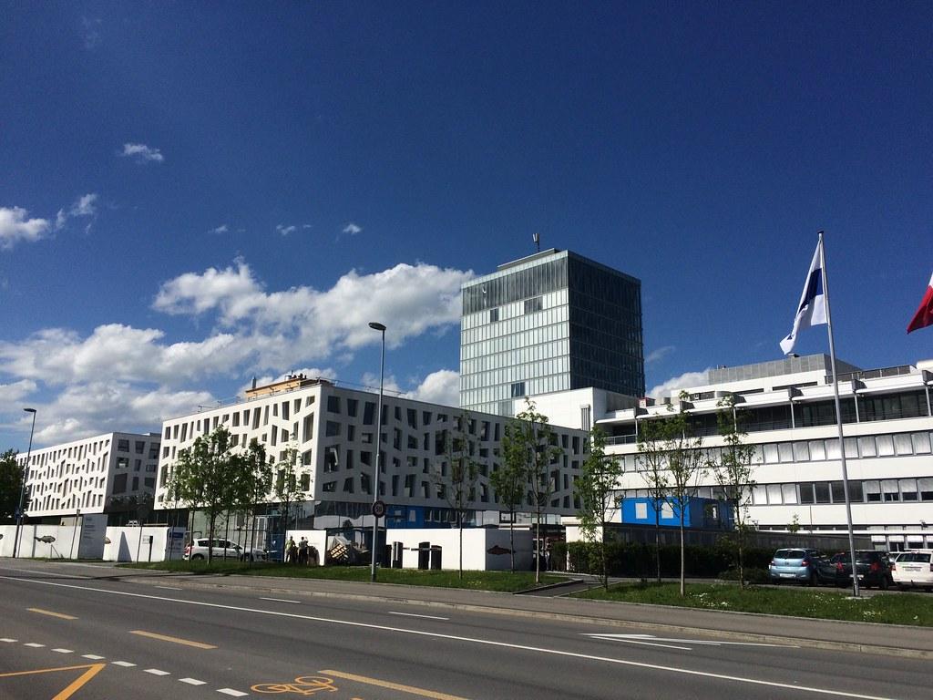 Roche Diagnostics International AG in Rotkreuz | Thomas