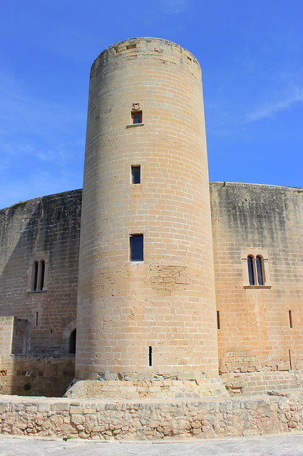 Castell de Bellver (Bellver Castle)