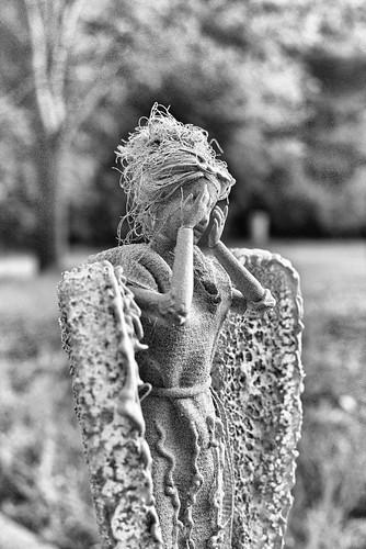 Weeping Angel   by Jeff Buchbinder