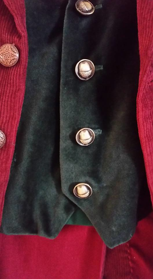 Bilbo Baggins Buttons The Buttons I Ordered From Weta Stud Flickr