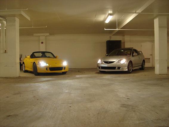 2005 Honda S2000 2004 Acura Rsx Type S A Spec Cardomain Flickr