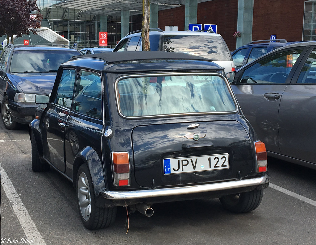 Rover Mini British Open Vilnius вильнюс Peterolthof Flickr