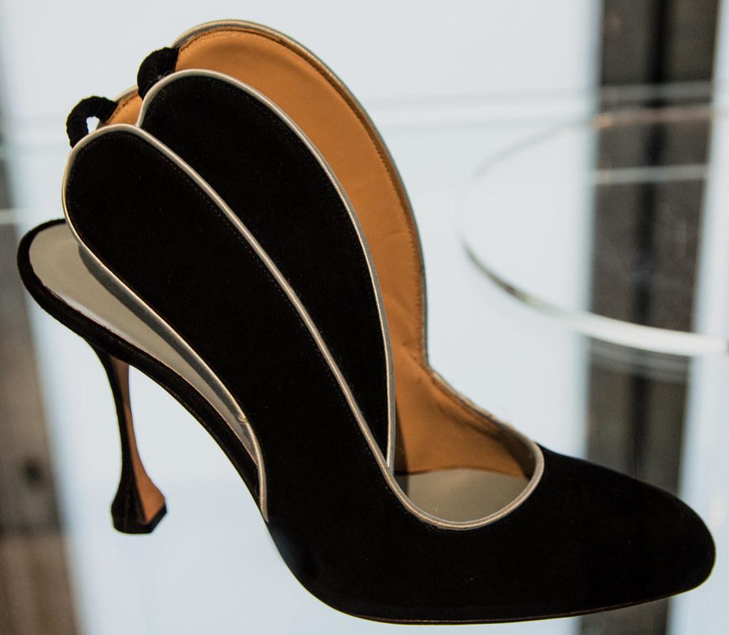 56875300e925a ... Art deco shoe, Manolo Blahnik Art of Shoes Exhibition DSC_0039 | by  troy david johnston