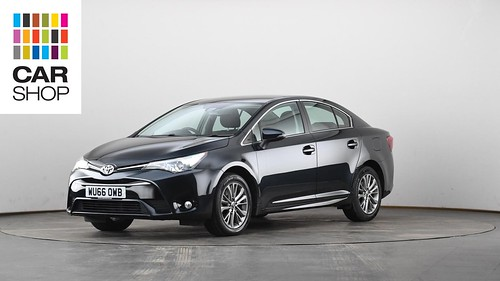 WU66OWB-used-TOYOTA-AVENSIS-DIESEL-SALOON-2-0D-Business-Edition-4dr-Diesel-Manual-GREY-2016-XC-L-10 | by cardiffcarshopcollections