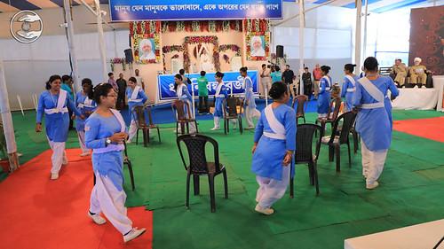 Musical Chair A game by Mahila Sewa Dal